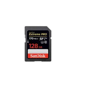 سانديسك- بطاقة بسعة 128 جيجا بايت