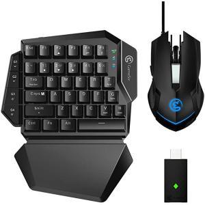 جامسير -محول لوحة مفاتيح وماوس