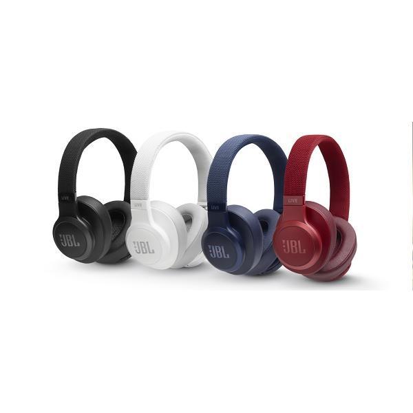 جي بي أل لايف 500BT - سماعة رأس لاسلكية حول الأذن