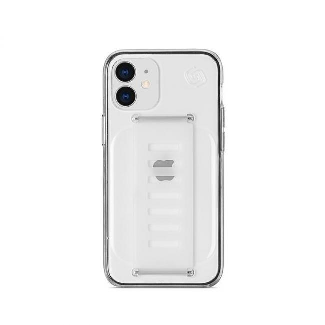 جريب 2 يو كفر رفيع لجهاز ايفون 12 ميني - شفاف
