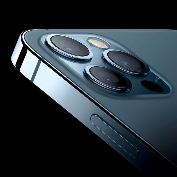 ايفون 12 برو ماكس 128 جيجابايت أزرق