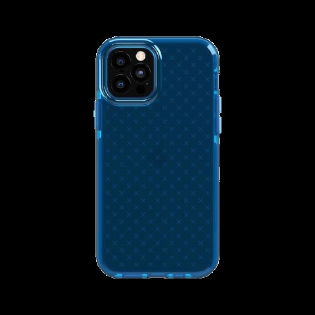 كفر تيك21 ايفو تشيك للايفون 12 برو ماكس - أزرق