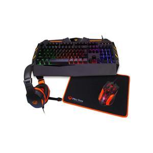 ميشن - طقم ألعاب USB 4 في 1 للكمبيوتر واللابتوب C500