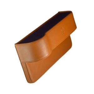 صندوق من الجلد لتظيم أغراض السيارة من شركة جرين